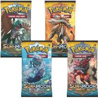 Pokémon Sun & Moon Booster Pack (Engelska)