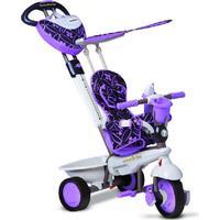 SMARTRIKE Smart Trike ® 4-in-1 Trehjuling Dream, lila
