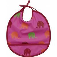 Celavi Haklapp Elefanter Rosa