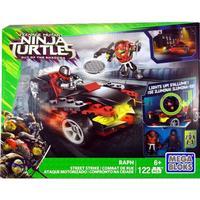 Mega Bloks Teenage Mutant Ninja Turtles Raph Street Strike