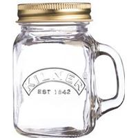Kilner Handled Mini Glaskrukke 14 cl