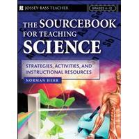 The Sourcebook for Teaching Science, Grades 6-12: Strategies, Activities, and Instructional Resources (Häftad, 2008), Häftad