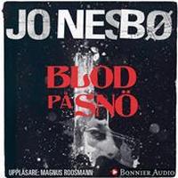 Blod på snö (Ljudbok nedladdning, 2016)