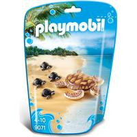 Playmobil Sea Turtle with Babies 9071