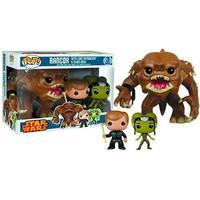 Funko Pop! Star Wars: Rancor Pit 3 Pack