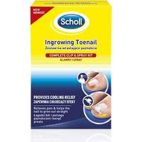 Scholl Ingrowing Toenail 10 st