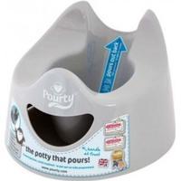Pourty Potty - Grey