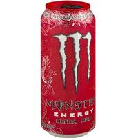 Monster Energy Ultra Red 50cl 24-pack