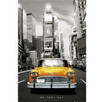 GB Eye New York Taxi No 1 Maxi 61x91.5cm Affisch