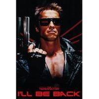 GB Eye Terminator I'll Be Back Maxi 61x91.5cm Affisch