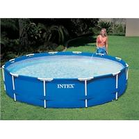 INTEX Metal Frame Pool Set 6.503 ltr.