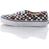 Vans Authentic Kid - Vit/Flerfärgad - unisex - Skor - Sneakers - Låga Sneakers US1.5 / EU32.5