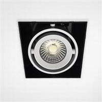 Integrate 1 LED - 97x97 mm, inkl. driver & lyskilde