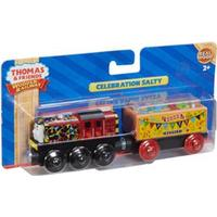 Fisher Price Thomas & Friends Wooden Railway Celebration Salty
