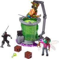 Mega Bloks Teenage Mutant Ninja Turtles Baxter's Mutation Chamber