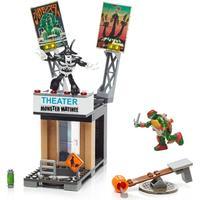 Mega Bloks Teenage Mutant Ninja Turtles Raph Rooftop Blast Out