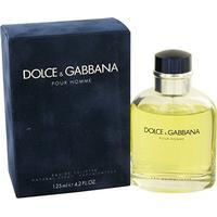 Dolce & Gabbana Homme Perfume EdT 125ml