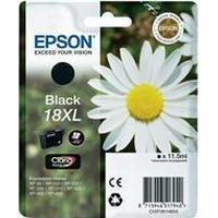 Epson (C13T18114012) Original Bläckpatron Svart 11.5 ml