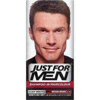 Just For Men Shampoo-In Haircolour H-35 Medium Brown