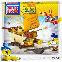 Mega Bloks SpongeBob SquarePants Burgermobile Showdown