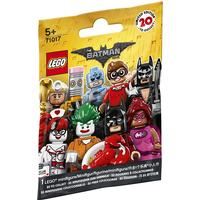 Lego Minifigures The Batman Movie 71017