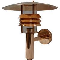 Væglamper Kobber udendørslampe : MIKE