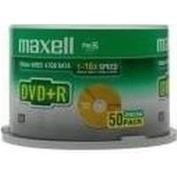 Maxell DVD+RW 4.7GB 8x Spindle 50-Pack
