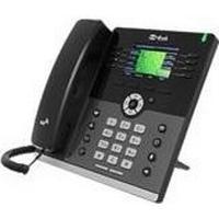 Tiptel Tiptel Htek UC924 - VoIP-Telefon - SIP, SIP v2 - 4 Leitungen (1083924)