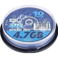 Best Media DVD+R 4.7GB 16x Spindle 10-Pack