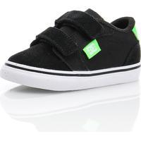 DC Toddler Anvil V - Svart/Vit - unisex - Skor - Sneakers - Låga Sneakers US9 / EU25.5