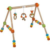 Bieco Baby Playgym in Wood