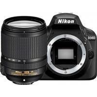 Nikon D3400 + 18-140mm VR