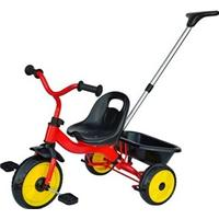 Nordic Hoj Trehjuling Röd