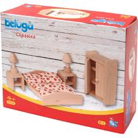 Beluga Dollhouse Furniture Bedroom