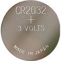 Knappcellsbatterier GP Litium 2032