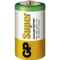 Batteri GP Super Alkaline D/13A/LR20 2/fp