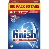 Finish Powerball All In 1 Dishwashing Tablets 90-pack