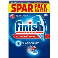 Finish Dishwashing Tablets Turbo 117780