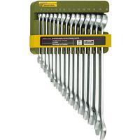 Proxxon 23 821 SlimLine Combination Wrench 15 parts
