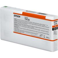 Epson T913A orange bläckpatron 200ml original Epson C13T913A00