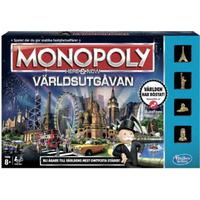 Monopoly Here & Now Världsutgåvan