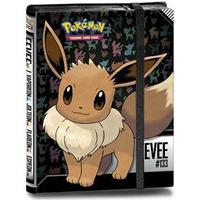 Ultra Pro 20 Pages Eevee Pro Binder that Holds 360 Cards
