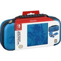 Nintendo Nintendo Switch Deluxe Travel Case Zelda Edition - Blue