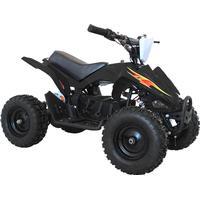 Rull Elektrisk Rull Mini ATV VIPER II 800W Svart