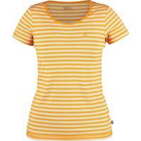 Fjällräven High Coast Stripe T-shirt - Seashell Orange