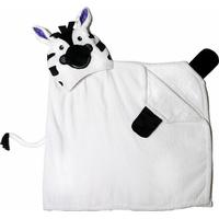Zoocchini Kids Hooded Towel - Ziggy the Zebra