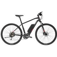 Trek Dual Sport + 2018 Electric Hybrid Bike | Black - 15 Inch