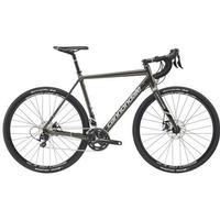 Cannondale CAADX 105 2017 Cyclocross Bike | Dark Grey/Other - 54cm