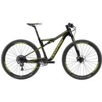 Cannondale Scalpel-Si Carbon 2 2018 Mountain Bike | Black/Yellow - L