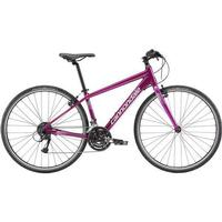 Cannondale Quick 6 2018 Womens Hybrid Bike | Purple - S